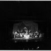 Opera at Shrine Auditorium, 1951