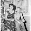 Kidnapped girl (Everado Martinez -- suspect), 1955