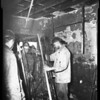 Fires: Fire at sanatorium - 727 East Adams, 1954