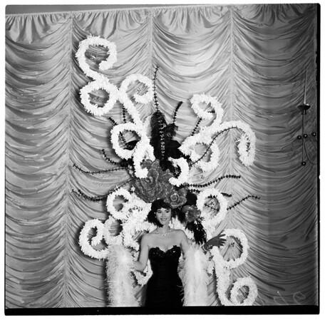 Headdress Ball, 1960
