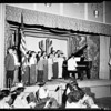 """Parents Day"", St. John Bosco School, Bellflower, 1954"