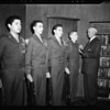 Allied Post Americanism Dinner (Reserve Officers' Training Corps), 1954