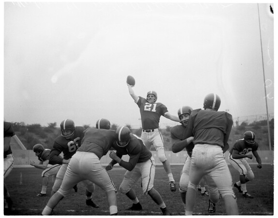 Michigan State football team, 1955
