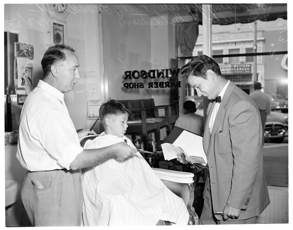 Tax snoopers, 1953
