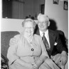 Siegfried 60th wedding anniversary, 1957