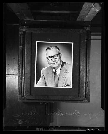 Franklin Payne (copy), Publisher of Examiner, 1955