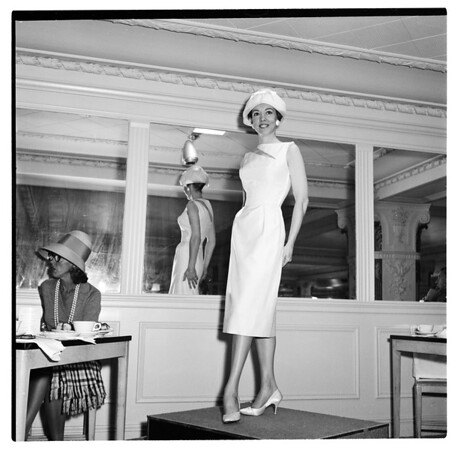 Fashion Show (Haggertys), 1960