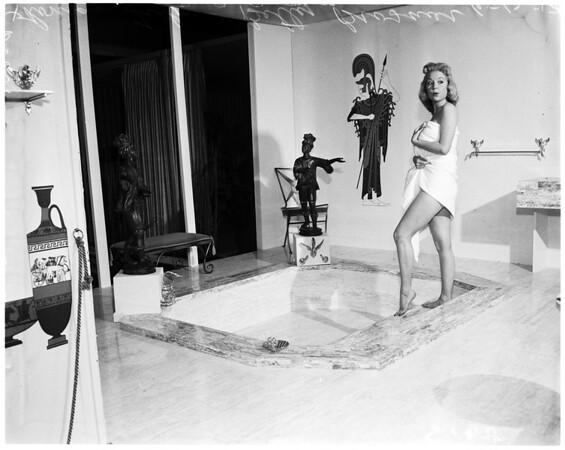 Home show, 1958