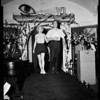 Men's apparel show, 1954
