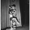 Shrine circus, 1952