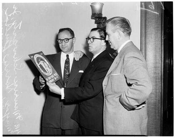 Big Brother week, 1954