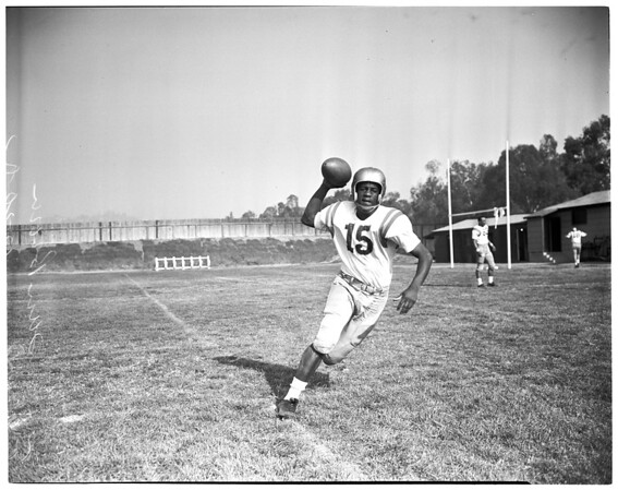 University of California, Los Angeles football, 1955