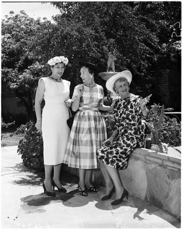 Cultural club, 1958