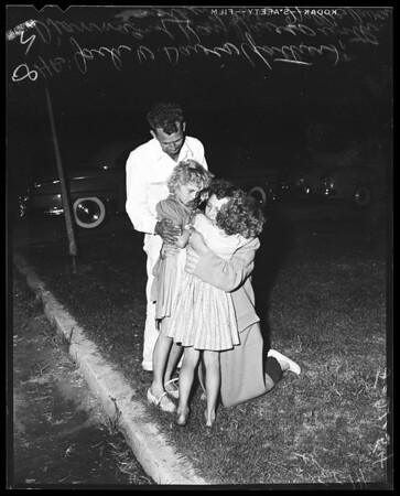 Lost kids back home, 1954