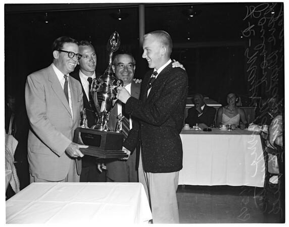 Hearst Golf Presentations,  1955