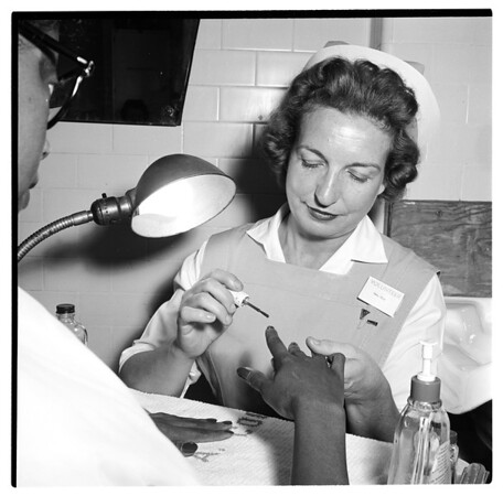 General Hospital Phycopathic Ward, 1960