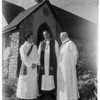 Episcopal Priests, 1953