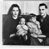 Family of son located by father after 28 year search, 1954