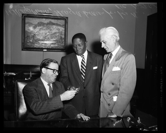 City Housing Authority taxes, 1955