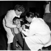 Children vaccinated (San Pedro Elementary School), 1954
