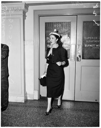 Divorce, 1956
