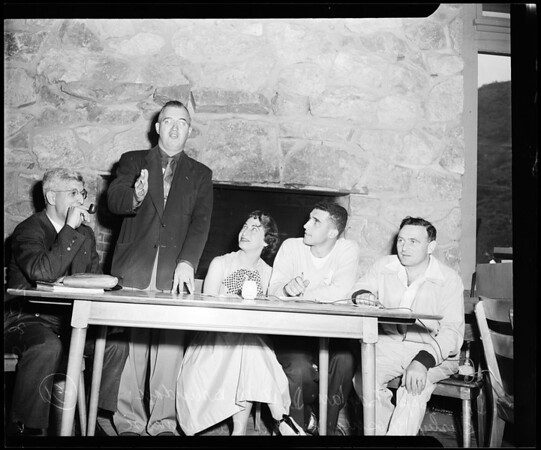 Association: Human relations conference, 1954