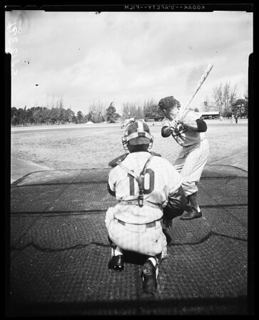 Baseball -- Dodgers at Vero Beach, 1958