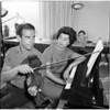 Julliard School of Music, 1960