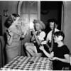 Juniors of league for crippled children, 1958