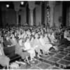 Kirby Hearing at City Council, 1953