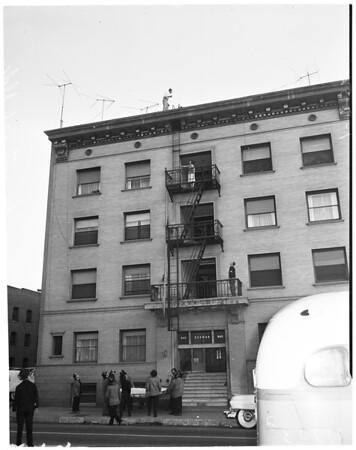 Attempt leaper, 1954