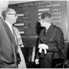 Custody case, 1957
