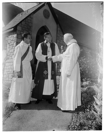 Episcopal Priests, 1953