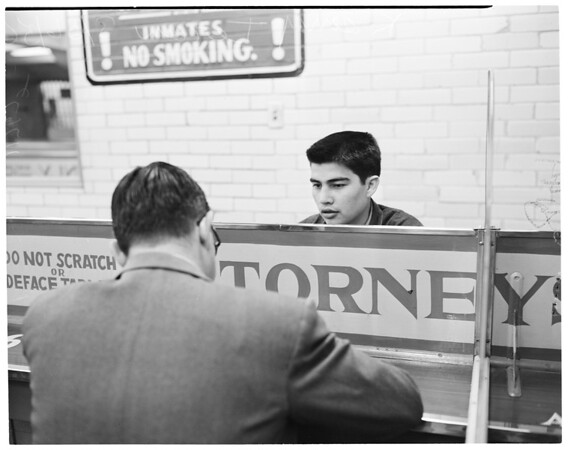 Teran (Narcotics), 1956