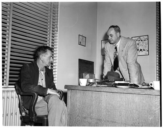False confession, 1953