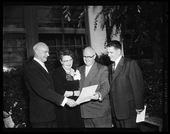 National Teacher Award, 1954