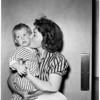 Little girl found (missing), 1960