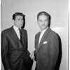 Edward G. Robinson, Junior drunk trial, 1957