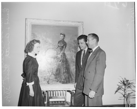 City Art Collection, 1954