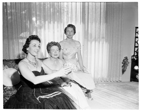 Noontimers, 1957