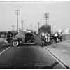 Accident (Semi Cab Versus Auto) Seaside Avenue, South Crescent Avenue,1951