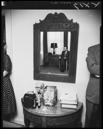 Humphrey interview, 1956
