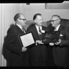 Communication Award, 1957