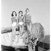 Skipperette of Fishermen's Fiesta, 1955