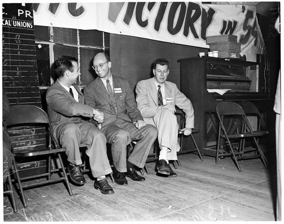 Roosevelt nomination, 1954