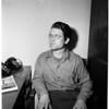 Restraining order, 1953