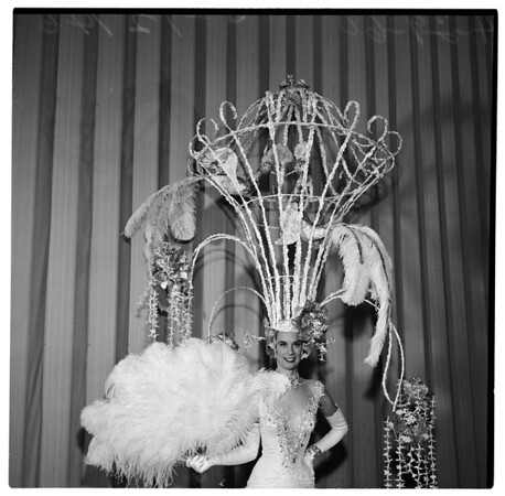Headdress Ball, 1960