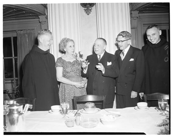 St. John of God Hospital Building Fund, 1953