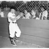 Little league baseball,  1955