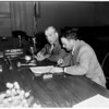 Board of Education hearing, 1954